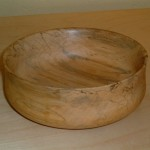 Spalted-bowl